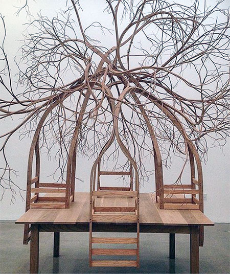 Pontus Willfors Tree Furniture