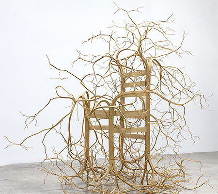 Pontus Willfors Tree Chair