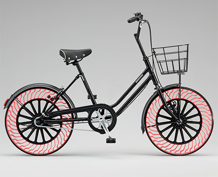 Bridgestone Airless Bicycle Tires