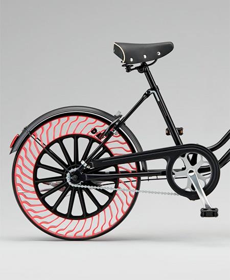 Bridgestone Air Free Tire