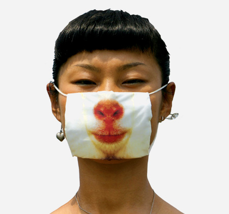 Samira Boon Animal Face Masks