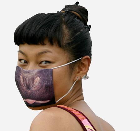 Samira Boon Masks