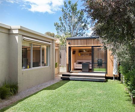 Backyard Room Australia