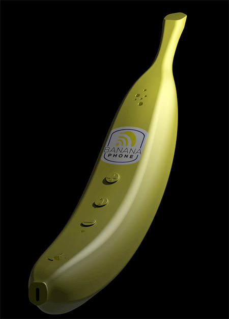 Banana Mobile Phone