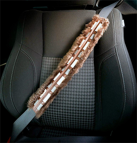 Chewbacca Seatbelt