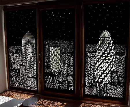 Night City Blinds