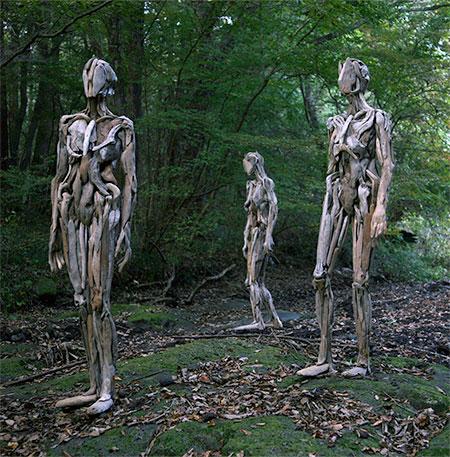 Nagato Iwasaki Driftwood Humans