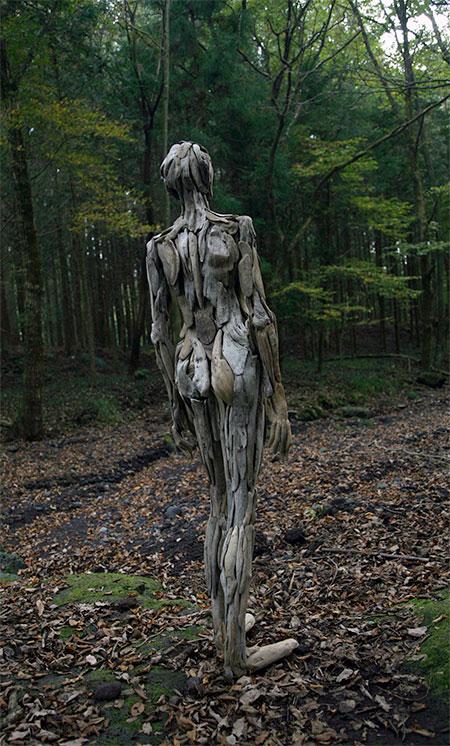 Driftwood Human