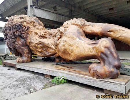 Giant Lion China