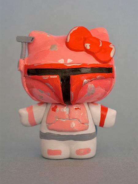 Star Wars Hello Kitty Toys