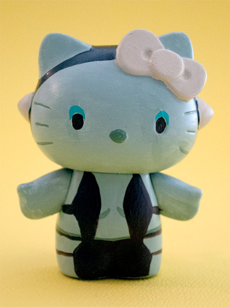 Hello Kitty Star Wars Toy