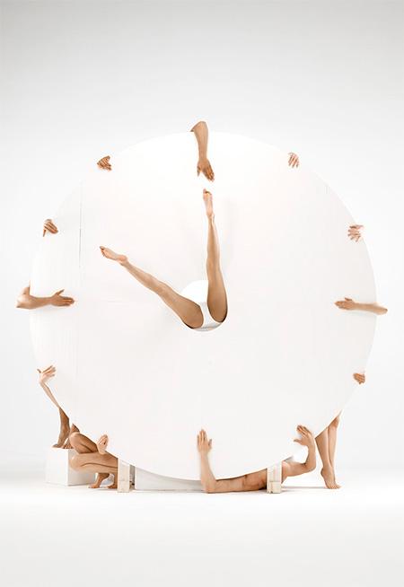 Romain Laurent Human Clock