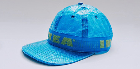 IKEA Bag Hat