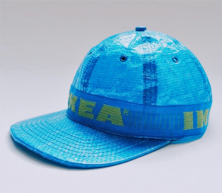 IKEA Shopping Bag Hat