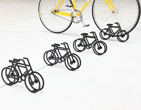 Mini Bicycle Stand