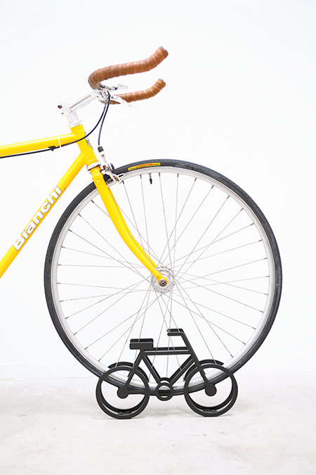 Mini Bike Stand