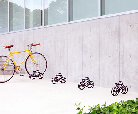 Miniature Bicycle Stands