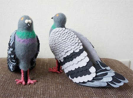 Japanese Pigeon Shoes