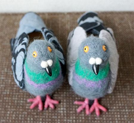 Kyoto Ohata Pigeon Shoes