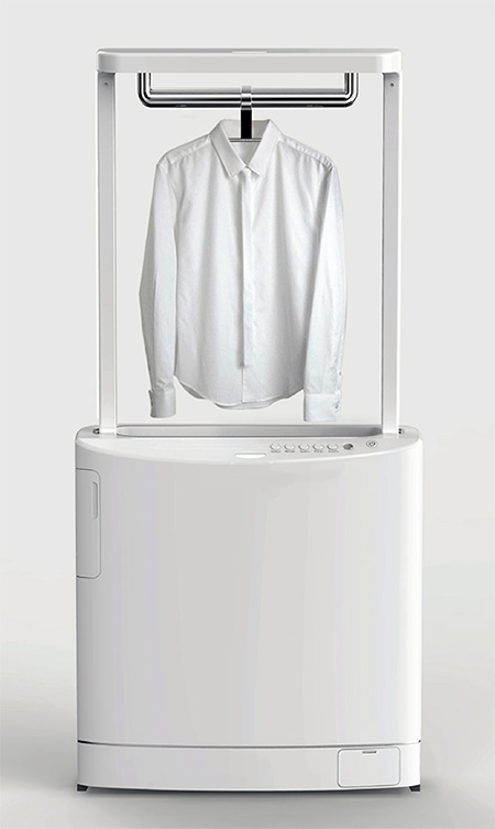Pop-Up Washing Machine