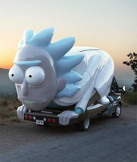 Rickmobile