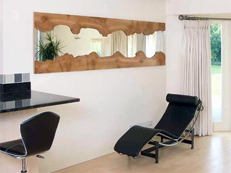 Wood River Mirror