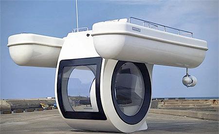 EGO-Compact Semi Submarine