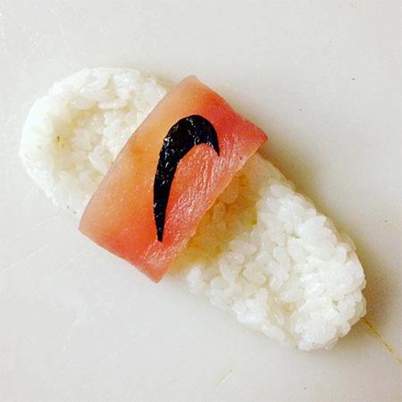 Sushi Shoe