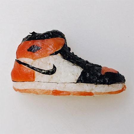 Nike Sushi Shoes