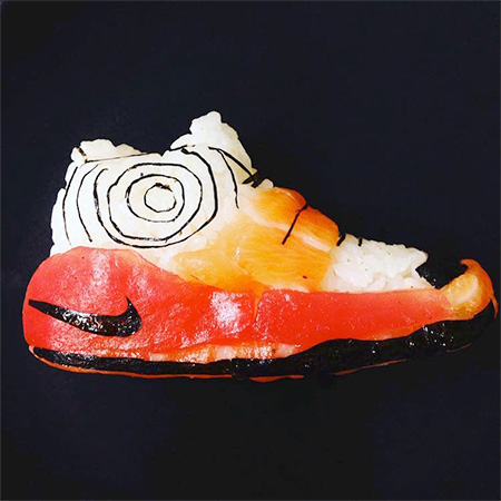 Edible Shoe
