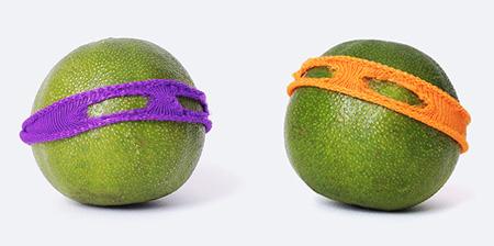 Teenage Mutant Ninja Limes