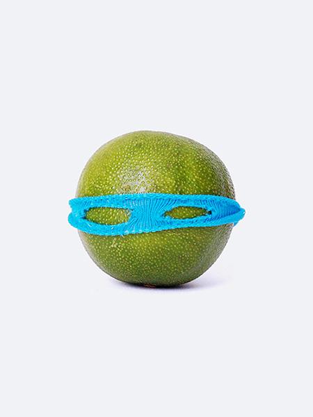 David Schwen Teenage Mutant Ninja Limes