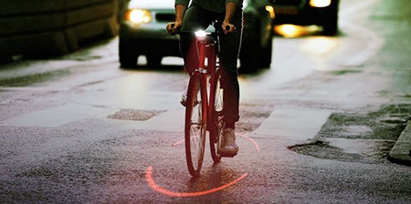 Bicycle Light Sphere
