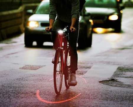 Bike Light Sphere