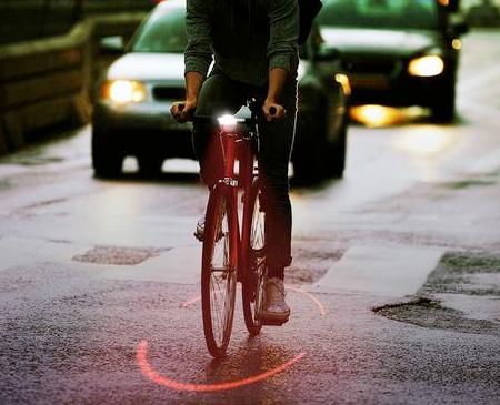 Bike Light Sphere