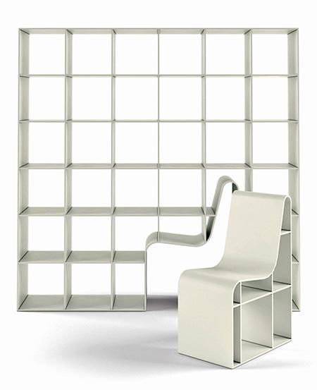 Alias Bookcase Chair