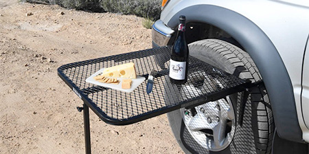 Car Tire Table