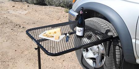Car Tire Table
