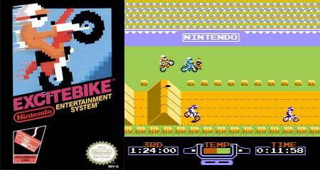 Nintendo Excitebike