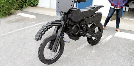 Excitebike Motorcycle
