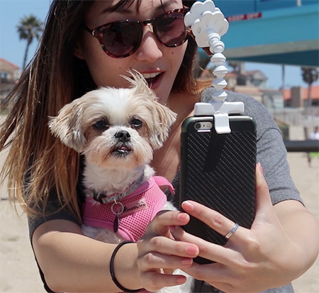 FlexyPaw Phone Attachment
