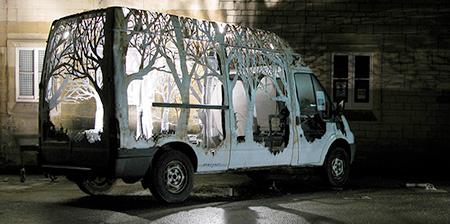 Forest Van by Dan Rawlings