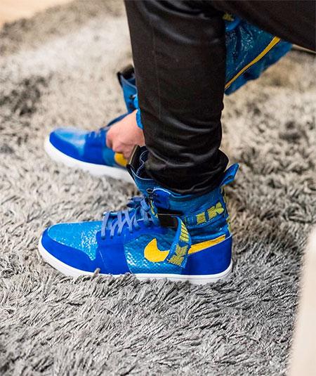 Air Jordan 1 IKEA Shoes