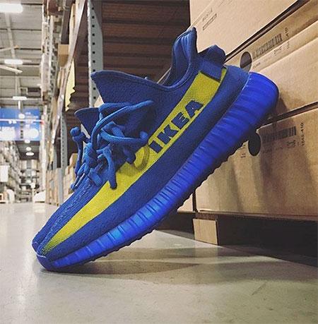 IKEA Yeezys Shoes