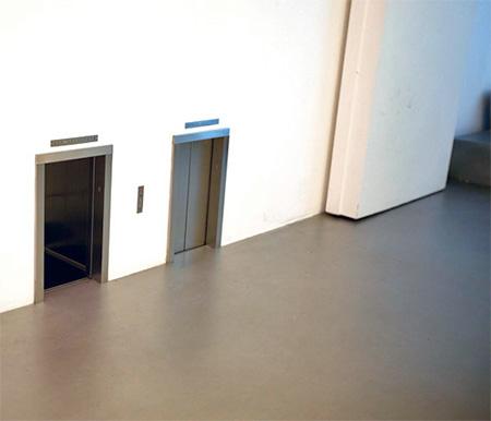 Miniature Elevator