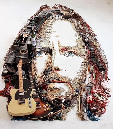 Christian Pierini 3D Portraits