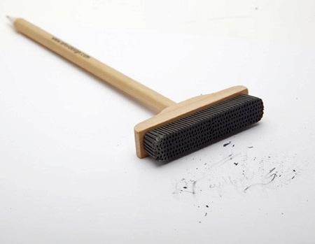 Miniature Pencil Broom