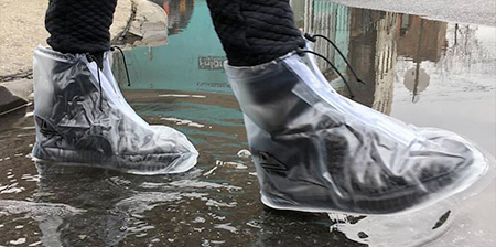 Shoe Raincoats