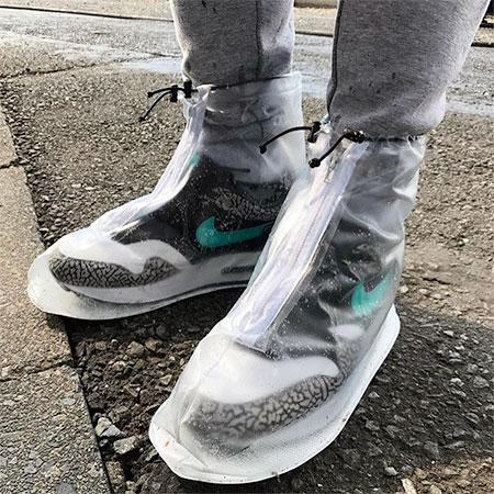 Shoe Raincoat