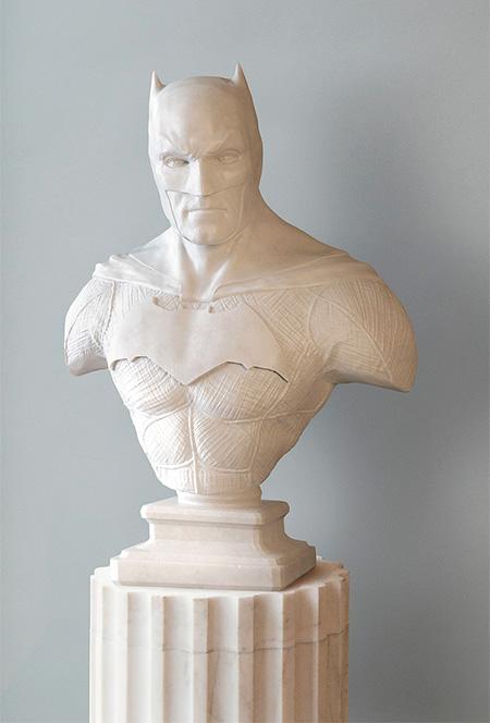 Superheroe Busts